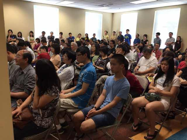 亚特兰大华人专业人士协会(ACP)成功举办大学申请系列讲座之一 《大学申请文章与通才教育: 关系千万重》