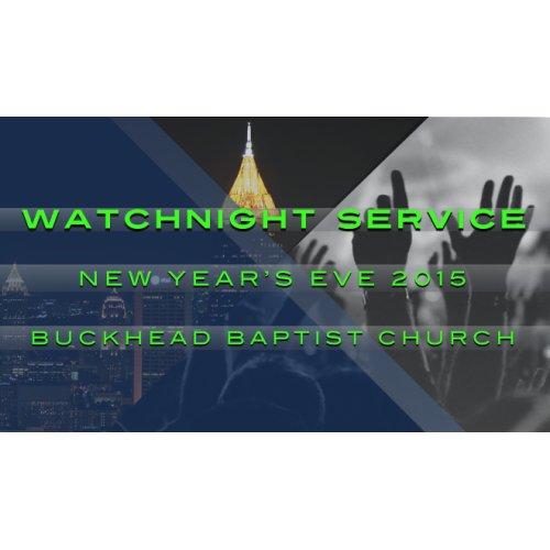 Buckhead 教堂新年弥撒