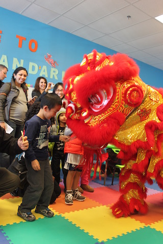 Open House/ Lunar New Year Celebration