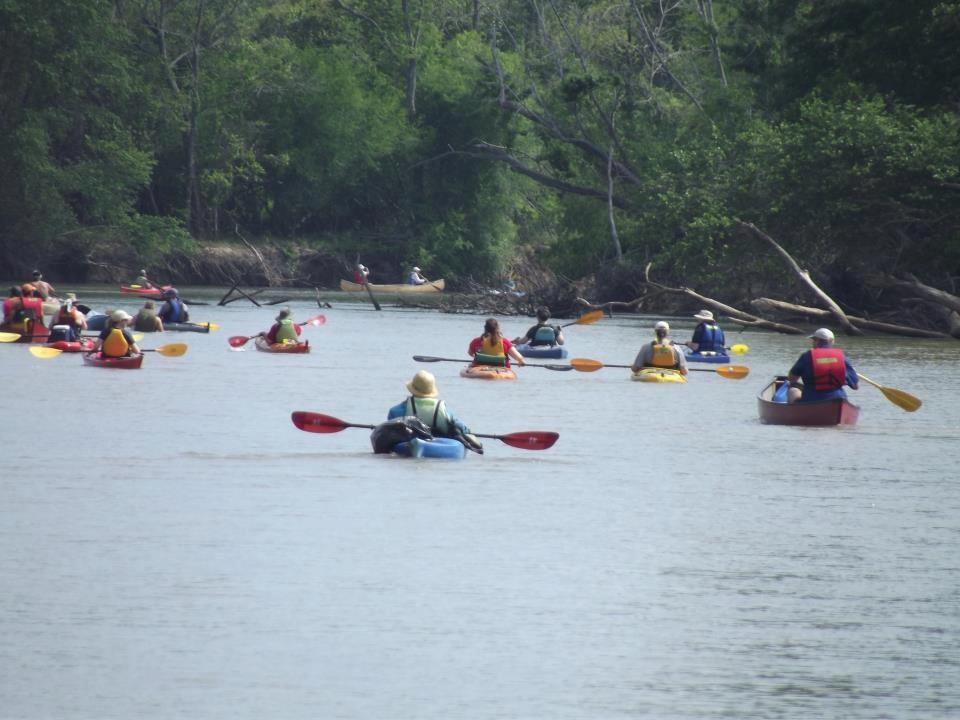 周边游 | 三条河划船露营节 Three Rivers Paddle & Camping Trip