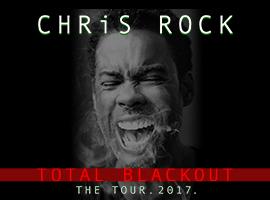 脱口秀 | CHRIS ROCK TOTAL BLACKOUT THE TOUR