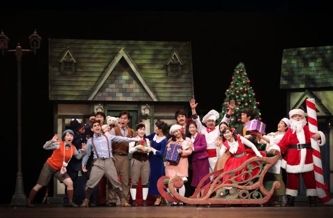 Gracias聖誕音樂劇全美巡演 亞特蘭大站免費索票