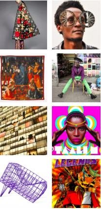 非洲现代文化展-亚特兰大艺术博物馆