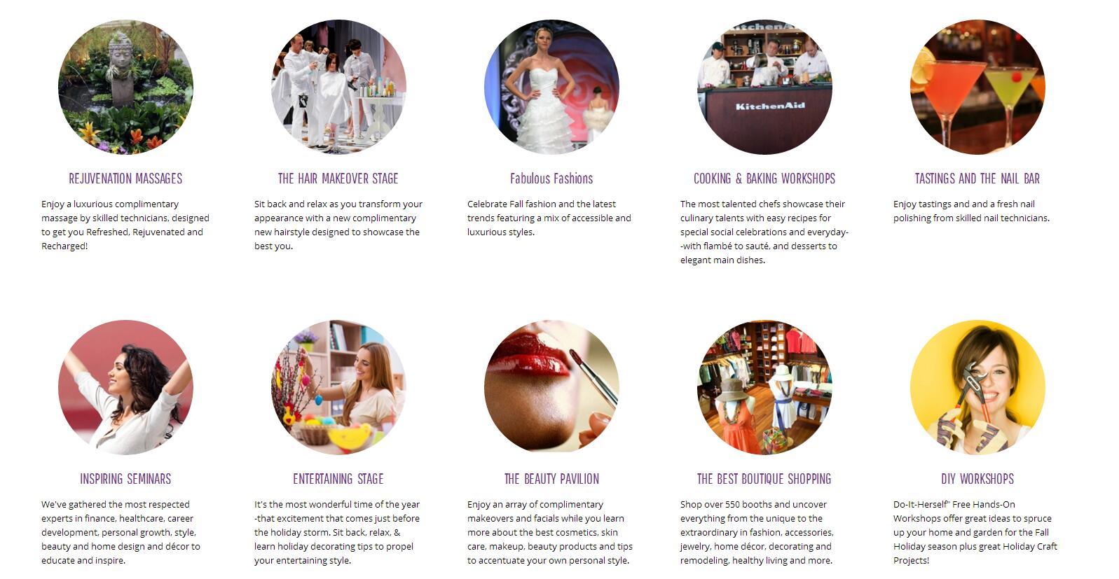 亚特兰大妇女世博会—女人的节日
